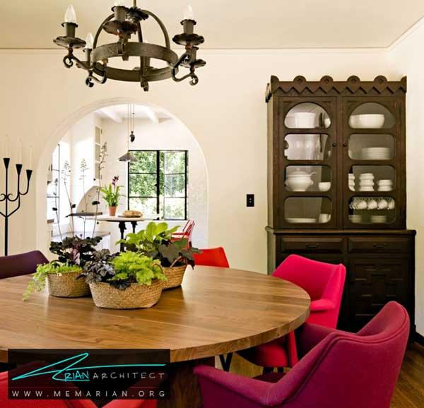 دکوراسیون روی میز با گل های خانگی - ایده های چیدمان گل و گیاه در دکوراسیون داخلی منزل