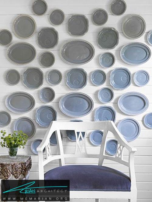 دیوار خاص و ارزان -دکوراسیون اتاق