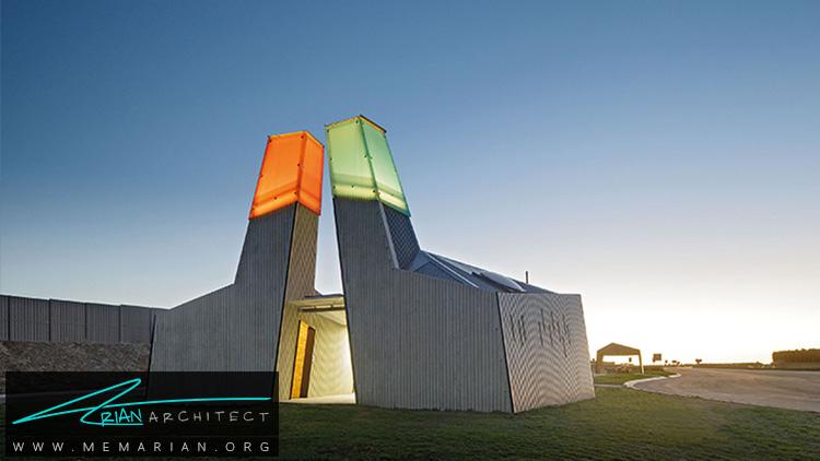 معماری اقامتگاهGeelongتوسط معماران BKK -معماری استراحتگاه