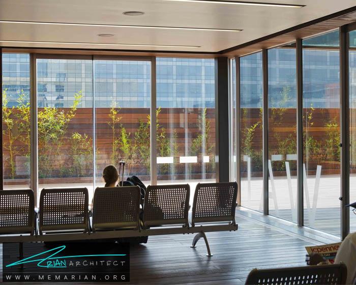 اقامتگاه پایانه اتوبوسرانی توسط استودیو معماری 27 -معماری استراحتگاه