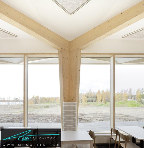 معماری استراحتگاهNiemenharjuتوسط معمارانPuisto -معماری استراحتگاه