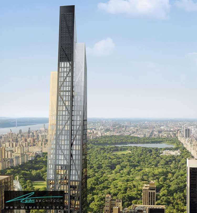 منظره زیبا از برج مرتفع در نیویورک - 10 منظره زیبا از مرتفع ترین خانه های جهان
