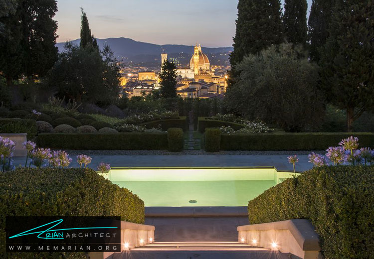 خانه ای با منظره زیبا در ایتالیا - 10 منظره زیبا از مرتفع ترین خانه های جهان