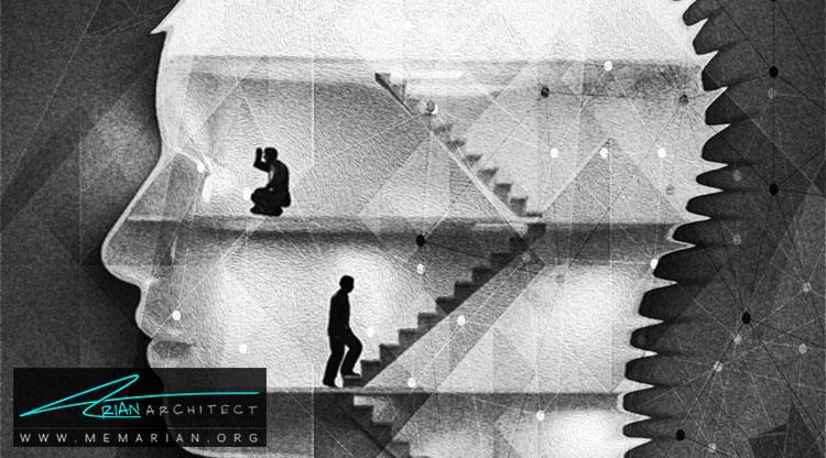 روان انسان و معماری - روانشناسی معماری چیست و چه نقشی در طراحی محیط زندگی دارد؟