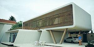 طراحی معماری ، معماری داخلی ، نما و اجرای ویلا در ارومیه