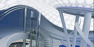 طراحی داخلی و دکوراسیون آبدرمانی در مرکز ورزشهای آبی المپیک بابل