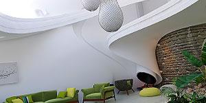طراحی دکوراسیون داخلی منزل دوبلکس در مراغه ، تبریز