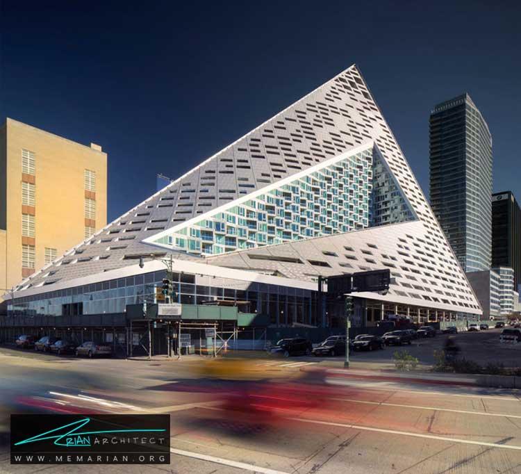 نمای ساختمان ویا در نیویورک - 10 ساختمان مدرن با نمای خیره کننده