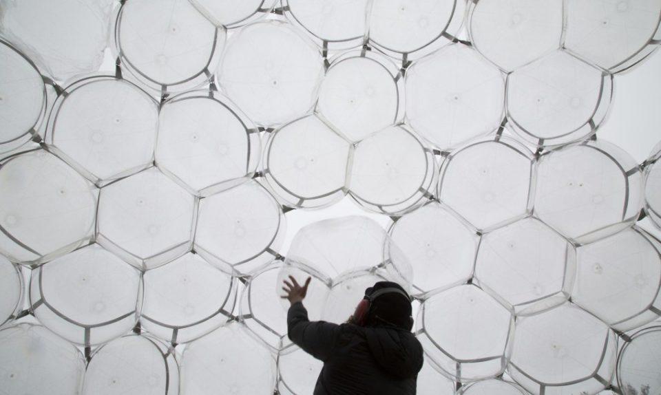 معماری 13 سازه حبابی که شما را شگفت زده میکند !