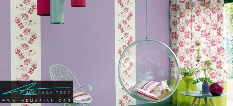 همه چیز درباره کاغذ دیواری و پوستر دیواری اتاق کودک (5)