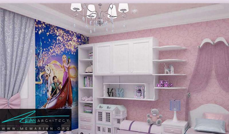 نمونه پوستر دیواری اتاق کودک (5)