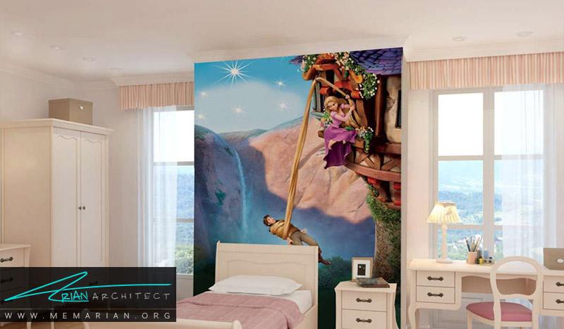 نمونه پوستر دیواری اتاق کودک (6)