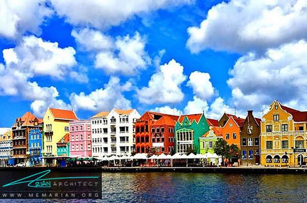 محله های رنگارنگ ساحلی - محله های رنگارنگ