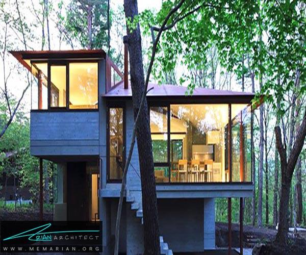 مصالح ساختمانی - ساختمانهای سبز