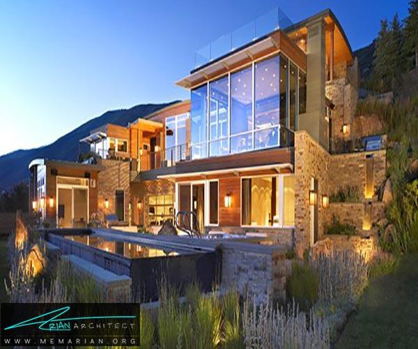 طرحبندی خانه - ساختمانهای سبز