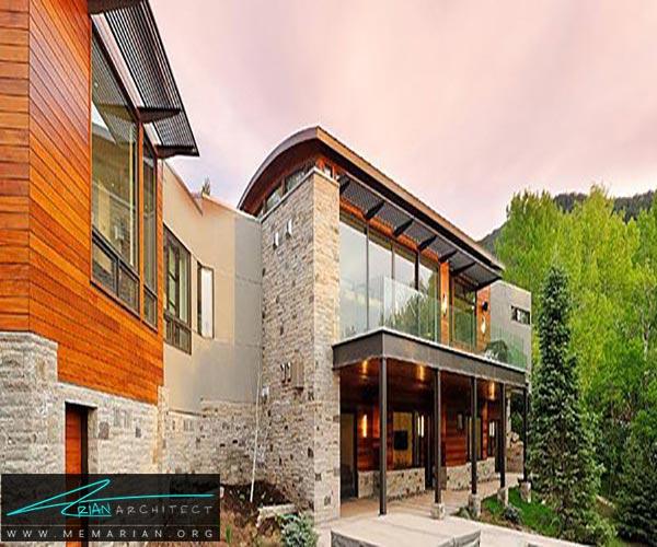 مواد دیوار - ساختمانهای سبز