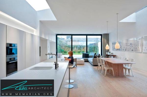 نورپردازی اتاق ها در فضای باز - نورپردازی اتاق ها