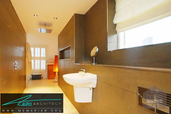 نورپردازی اتاق حمام - نورپردازی اتاق ها