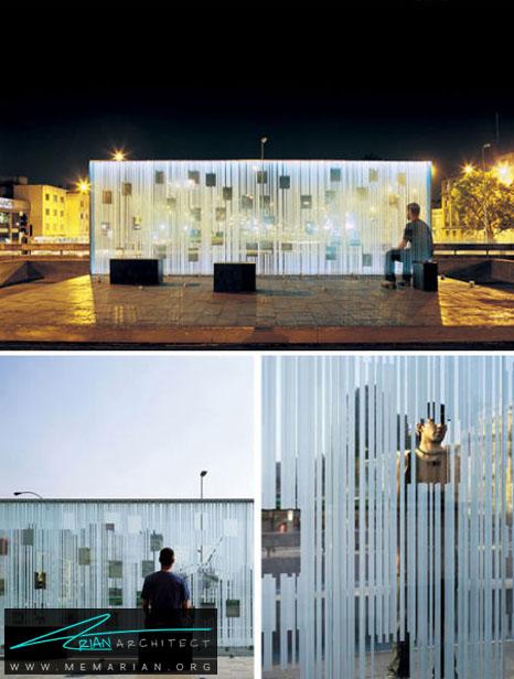 بنای یابود زنان، سانتیاگو، شیلی - معماری بنای یادبود