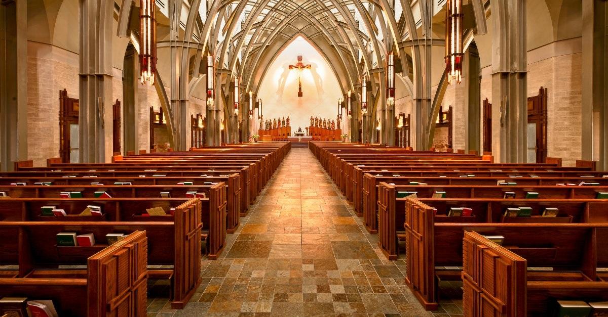 معماری 13 کلیسای مدرن