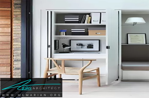 میز کار خلاقانه - فضای بیشتر در خانه