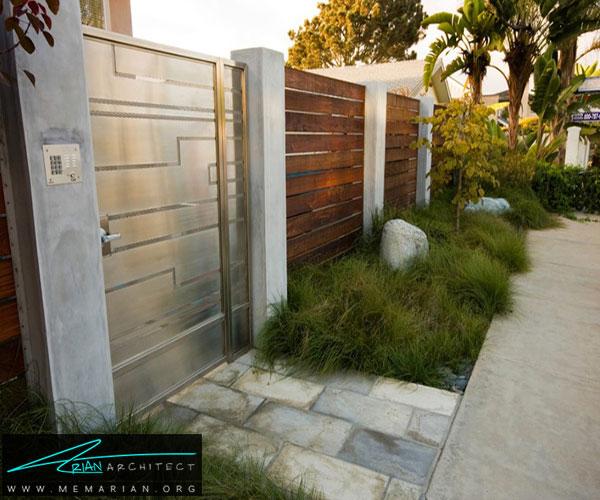حصار اطراف خانه - محافظت از خانه