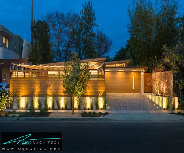 نورپردازی در فضای باز را افزایش دهید - محافظت از خانه