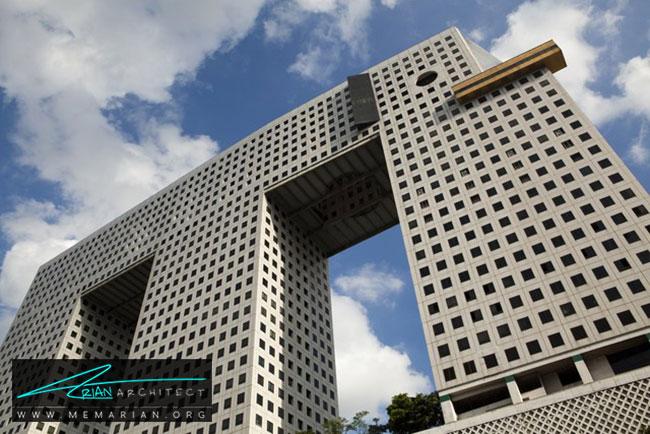 برج فیل در بانکوک - 30 مورد از زشت ترین آسمان خراش ها در جهان