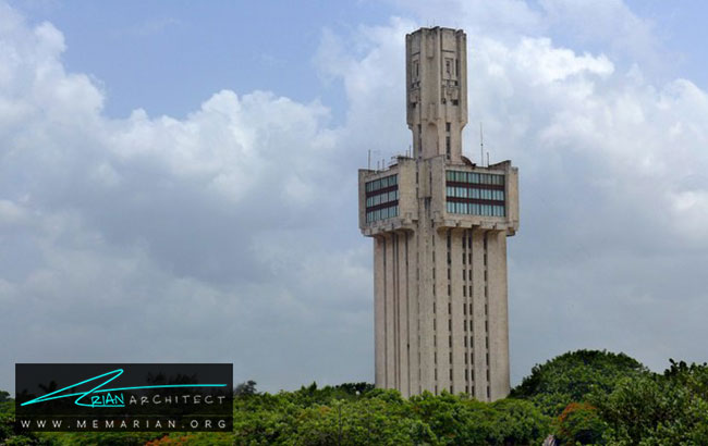 سفارت روسیه در هاوانا - 30 مورد از زشت ترین آسمان خراش ها در جهان