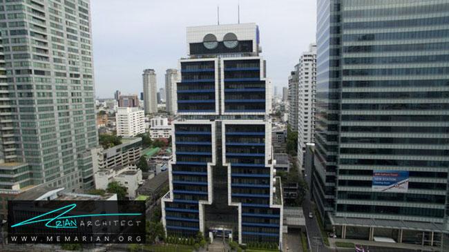 ساختمان ربات در بانکوک - 30 مورد از زشت ترین آسمان خراش ها در جهان