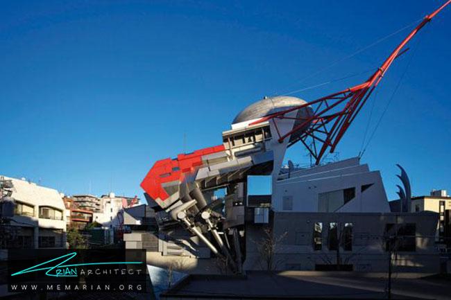 طراحی عجیب ساختمان - 30 مورد از زشت ترین آسمان خراش ها در جهان