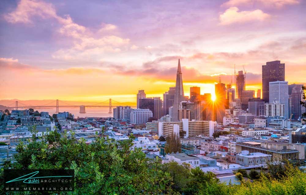 5 نمونه از بهترین ساختمان های سبک ویکتوریا در سان فرانسیسکو