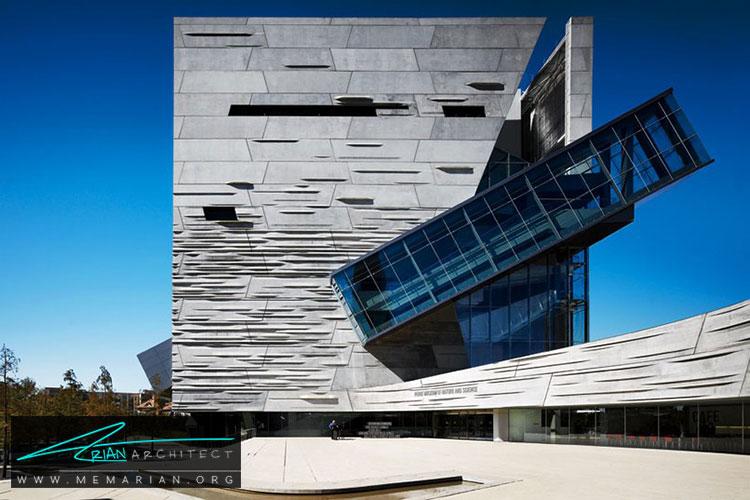 موزه علوم و طبیعت پروت در دالاس - 10 نمونه از بهترین ساختمان های طراحی شده توسط معماران برتر