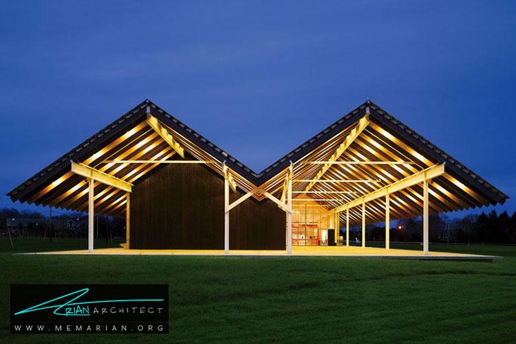 موزه هنر پریش در نیویورک - 10 نمونه از بهترین ساختمان های طراحی شده توسط معماران برتر