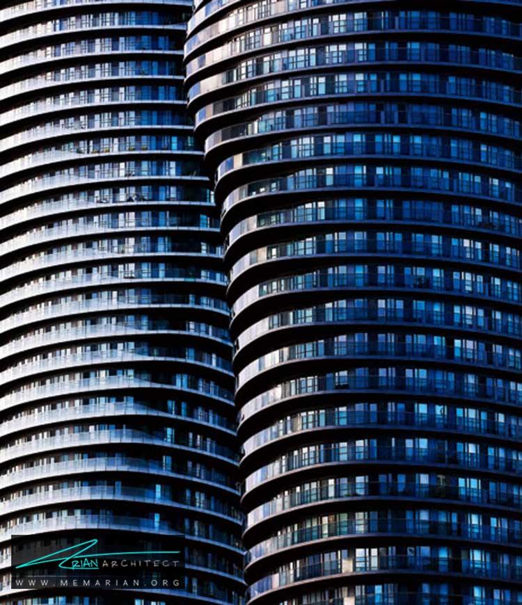 برج های ابسولوت ورد در کانادا - 10 نمونه از بهترین ساختمان های طراحی شده توسط معماران برتر