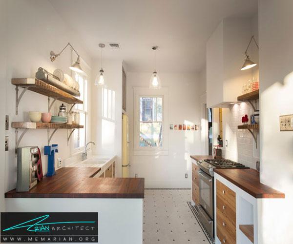 صفحات چوبی - بهترین مواد برای آشپزخانه