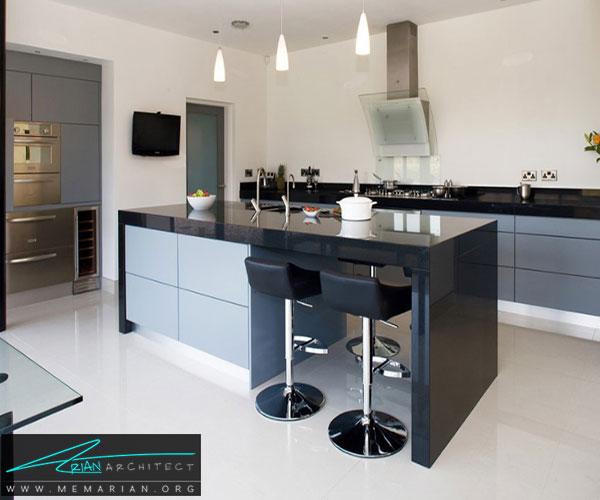 استفاده از سطح جامد - بهترین مواد برای آشپزخانه