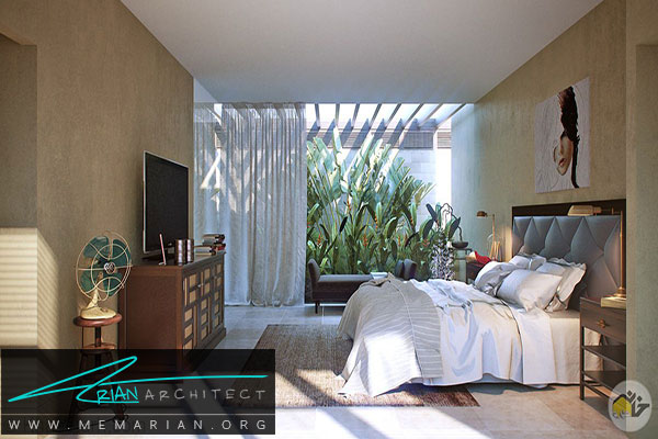استفاده از پنکه رو میزی - خنک کردن اتاقها