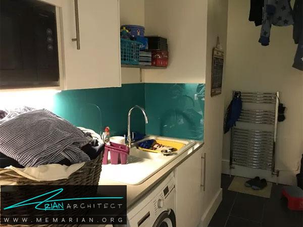 استفاده محدود از خشککن و ماشین لباسشویی - خنک کردن اتاقها