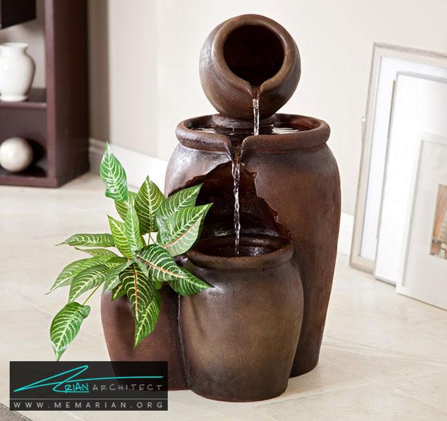 گلدان های تزئینی - چگونگی استفاده از گلدان برای دکوراسیون داخلی