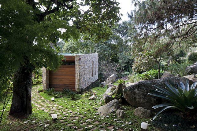 معماری ۱۰ کلبه مدرن و جذاب جنگلی
