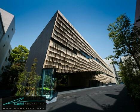 پروژه ساختمان تحقیقات رایانه ای همه جانبه توسط کنگو کوما + همکاران-معماری چوبی مدرن