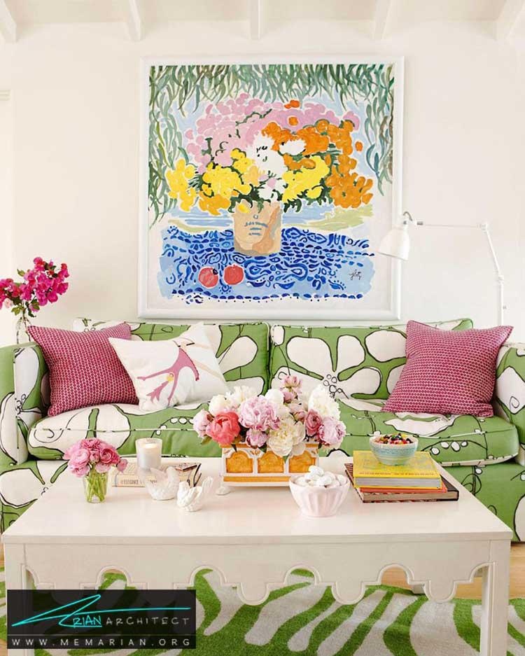 سبک بوهمی - 25 ایده ساده برای دستیابی به دکوراسیون تابستانی در خانه