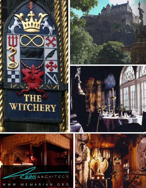 قلعه جادویی عجیب و غریب -هتل عجیب و غریب