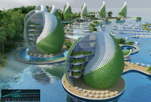 ناتیلوس اکو توچال توسط وینسنت کالبه بوته، فیلیپین - معماری سبز