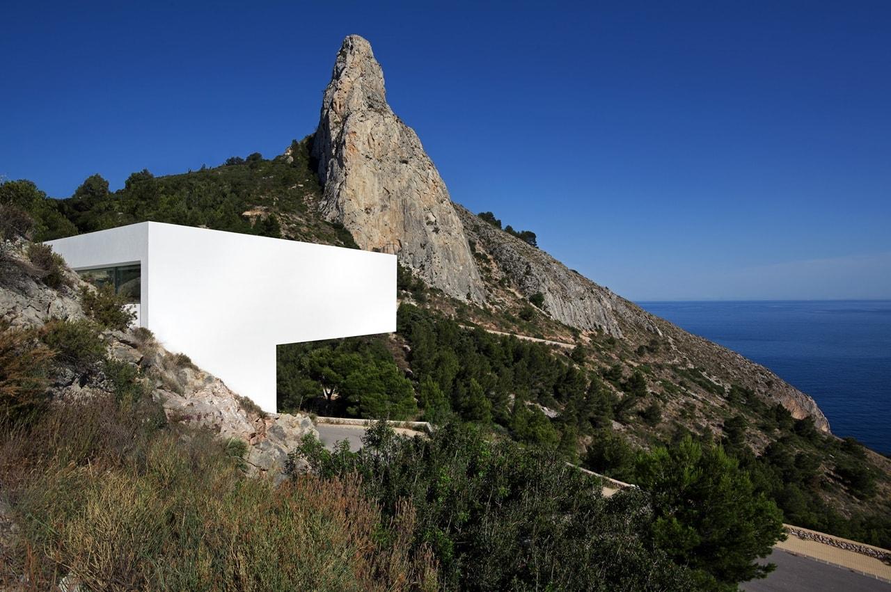 15 سازه با معماری معلق