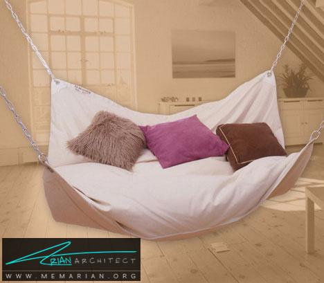 تخت خواب جذاب باستانی -تخت خواب مدرن