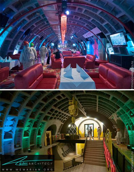 اقامتگاه جنگی زیر زمینی-سازه های جنگی بازسازی شده