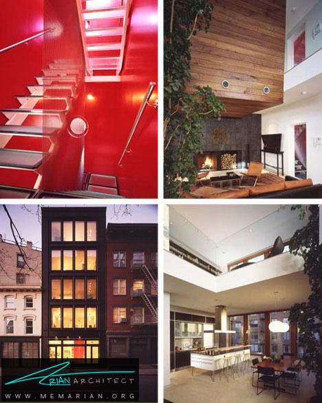 خانه مدرن و شگفت انگیز -خانه جذاب و دیدنی