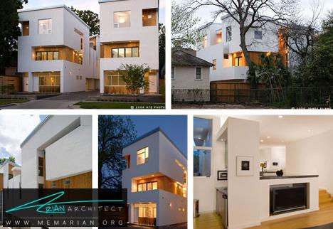 خانه جذاب و دیدنی با معماری مدرن-خانه جذاب و دیدنی
